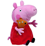 Peppa Pig Plush Toy Ty 33 Cm