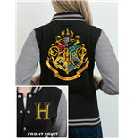 Harry Potter - Colour Crest - Unisex Varsity Jacket
