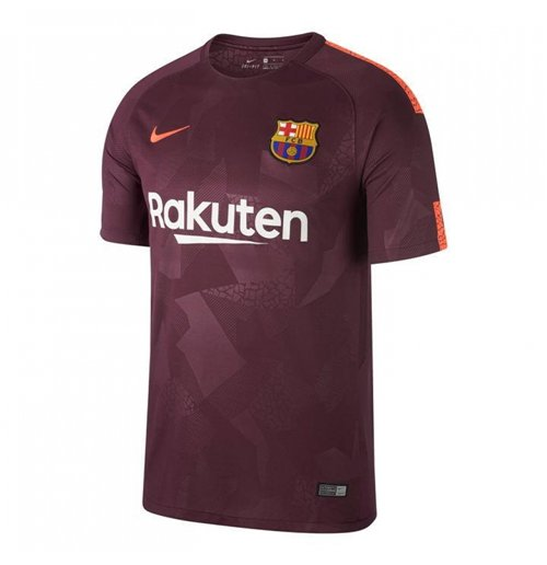 2017-2018 Barcelona Third Nike Football Shirt