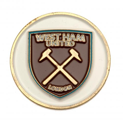 West Ham United F.C. Ball Marker