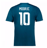 2017-18 Real Madrid Third Shirt (Modric 10) - Kids