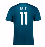 2017-18 Real Madrid Third Shirt (Bale 11) - Kids