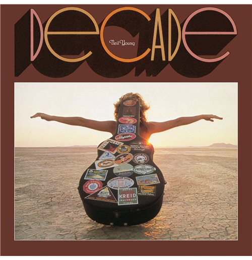 Vynil Neil Young - Decade (3 Lp)