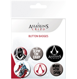 Assassin's Creed - Mix Badge Pack