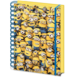 Despicable me - Minions Notepad 279145