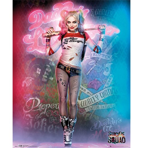 Suicide Squad Poster 279204