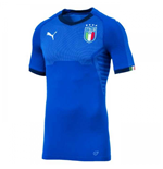 2018-2019 Italy Evoknit Authentic Home Puma Football Shirt