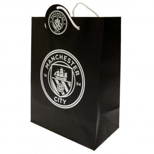 Manchester City F.C. Gift Bag