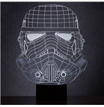 Original Stormtrooper LED Light 25 cm