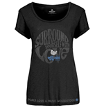Woodstock Ladies Tee: Surround Yourself (Scoop Neck)