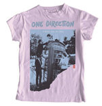 One Direction Ladies Tee: Take Me Home