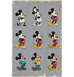 Mickey Mouse Poster 279331
