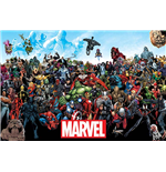 Marvel Superheroes Poster 279356