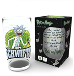 Rick and Morty Glassware 279386