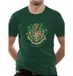 Harry Potter - Happy Hogwarts - Unisex T-shirt Green