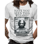 Harry Potter - Sirius Poster - Unisex T-shirt White