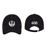 Star Wars Episode VIII Baseball Cap Rebel Space Ship Galaxy