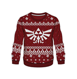 Legend of Zelda Sweater Red Zelda X-mas