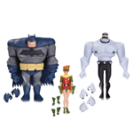 Batman The Animated Series Action Figure 3-Pack Legends of the Dark Knight 15 cm