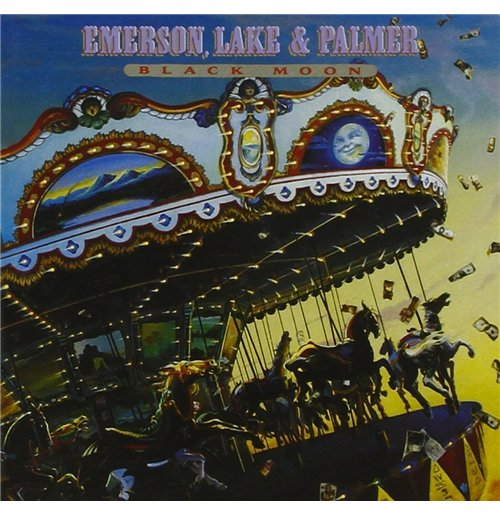 Vynil Emerson, Lake & Palmer - Black Moon