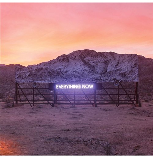Vynil Arcade Fire - Everything Now