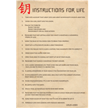 Instructions For Life - Dalai Lama Maxi Poster
