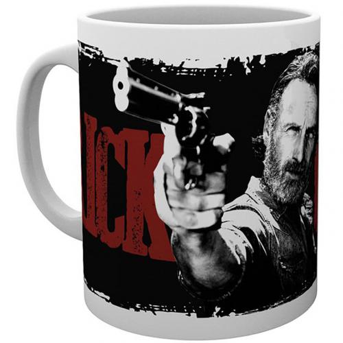 The Walking Dead Mug Rick Grimes