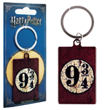 Harry Potter Metal Keychain Platform 9 3/4 6 cm