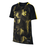 2017-2018 Tottenham Nike Pre-Match Training Shirt (Black) - Kids