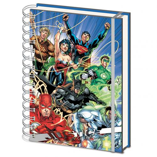 DC Comics Justice League Notebook