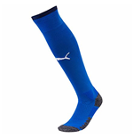 2018-2019 Italy Home Puma Football Socks (Blue) - Kids