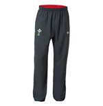 2018-2019 Wales Rugby WRU Travel Pants (Anthracite)
