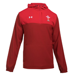 2018-2019 Wales Rugby WRU Supporters Jacket (Red)