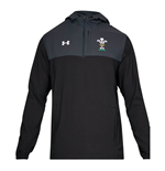 2018-2019 Wales Rugby WRU Supporters Jacket (Anthracite)