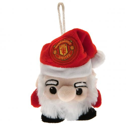 Manchester United F.C. Santa Tree Decoration