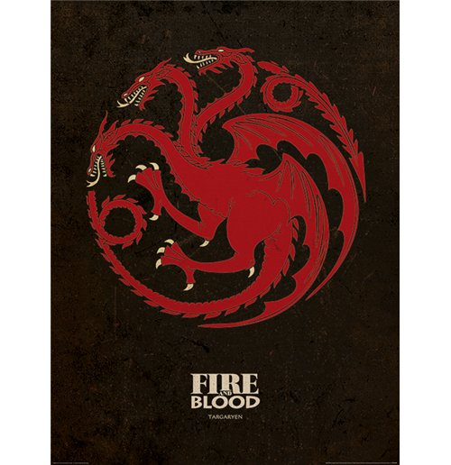 Game of Thrones Poster 280309