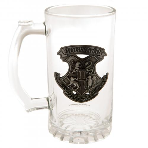 Harry Potter Glass Tankard