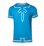 Zelda – Link's Breath of the Wild Outfit T-shirt