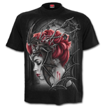 Queen Of The Night - T-Shirt Black