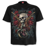 Lord Have Mercy - T-Shirt Black