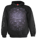 Unforgiven - Hoody Black