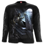 Unforgiven - Longsleeve T-Shirt Black