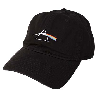 PINK FLOYD Dark Side of the Moon Black Hat