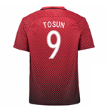 2016-17 Turkey Home Shirt (Tosun 9)