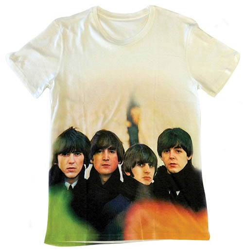 The Beatles Men's Tee: For Sale with Sublimation Printing