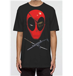 Deadpool T-Shirt Head