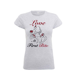 Disney Ladies T-Shirt Snow White Love at First Bite