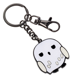 Harry Potter Cutie Collection Keychain Hedwig (silver plated)