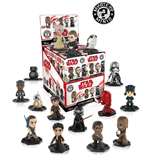 Star Wars Episode VIII Mystery Minis Vinyl Mini Figures 6 cm Display Classic (12)