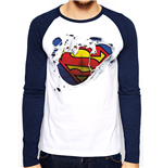 Superman Long Sleeves T-shirt 280783